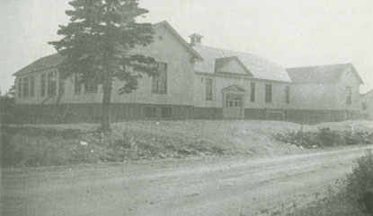 Builtheritage : Consolidated School, Sheet Harbor, Halifax Co.