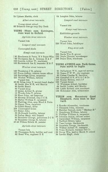 Builtheritage : McAlpines Halifax City Directory, 1903-1904</i>