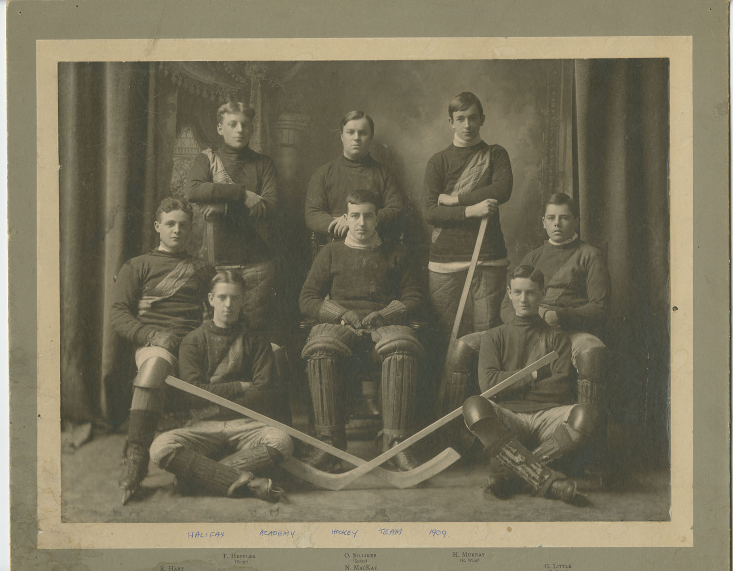 Halifax Academy Hockey Team