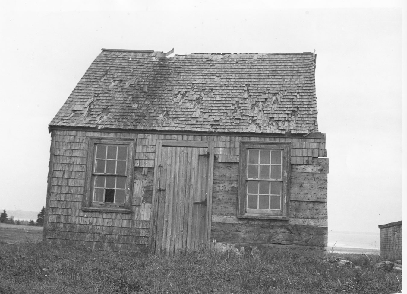 Hartlan ghost house, South East Passage