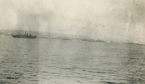 Halifax Harbour after the Explosion