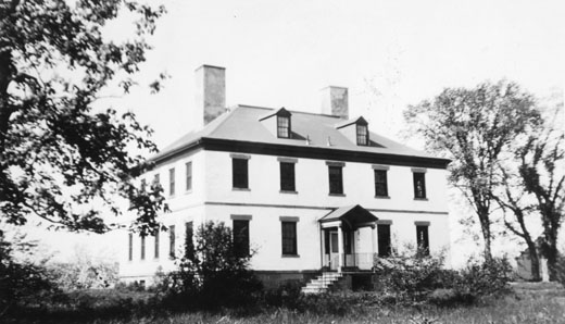 Prescott House, Starr's Point, King's County