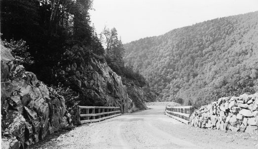 Road on Cabot Trail
