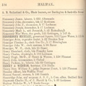 Halifax City Directory for 1875/76