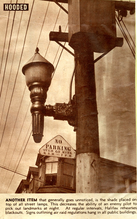 Another Item, street lamps