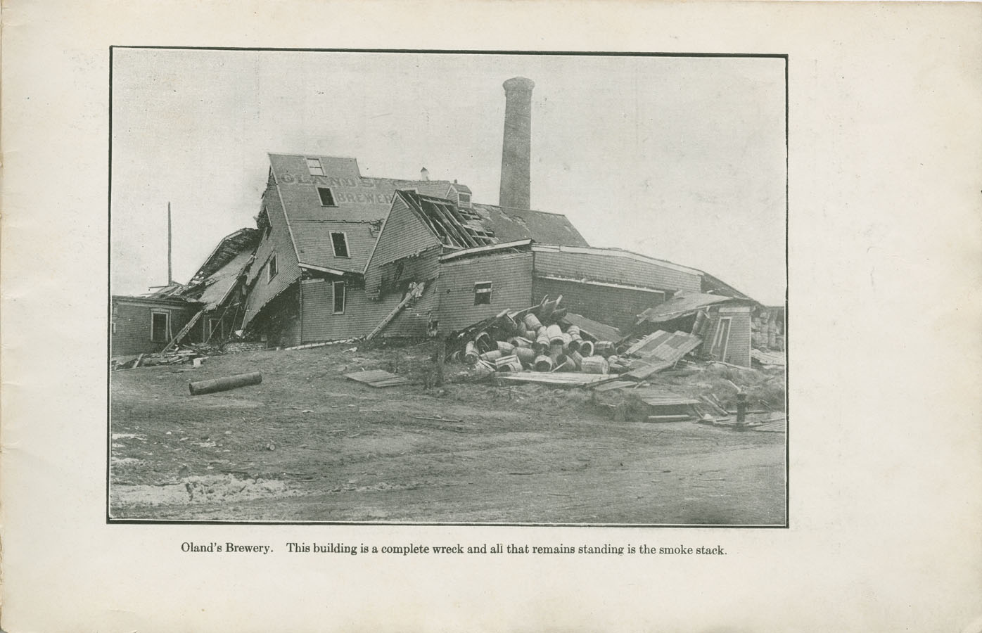 <i>Views of the Halifax Catastrophe</i>