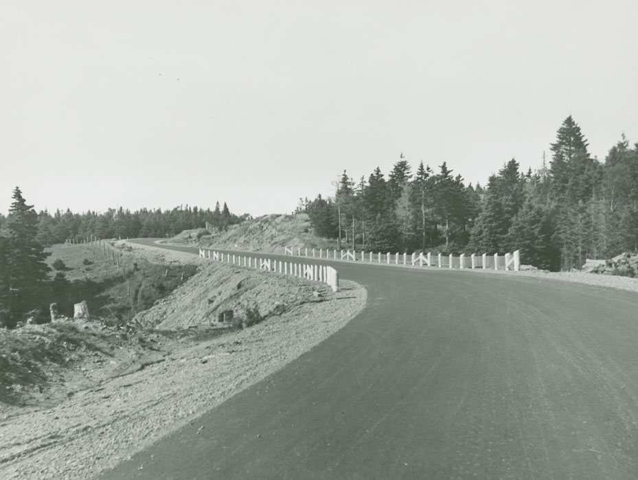 Irish Cove - Portage East Bay Route No. 4, East Bay Road