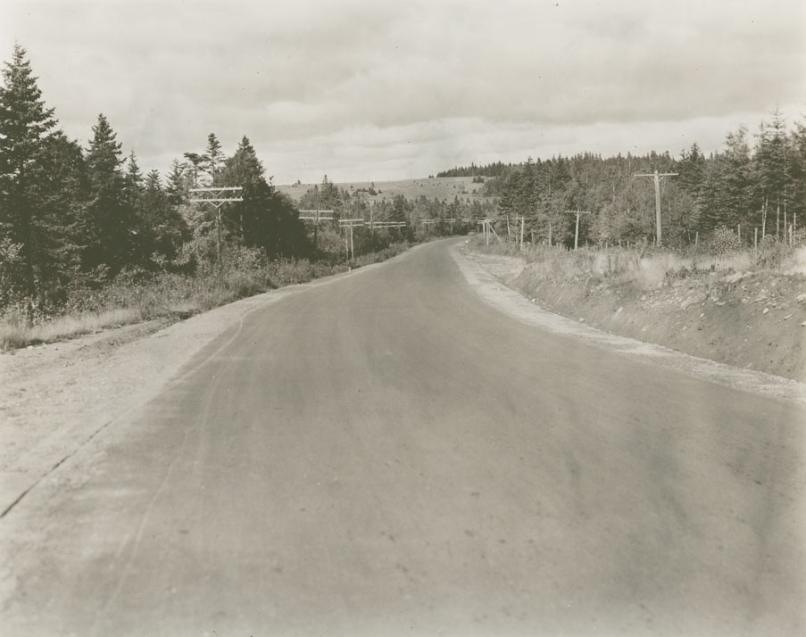 New Glasgow - Broadway Route No. 4, Linacy