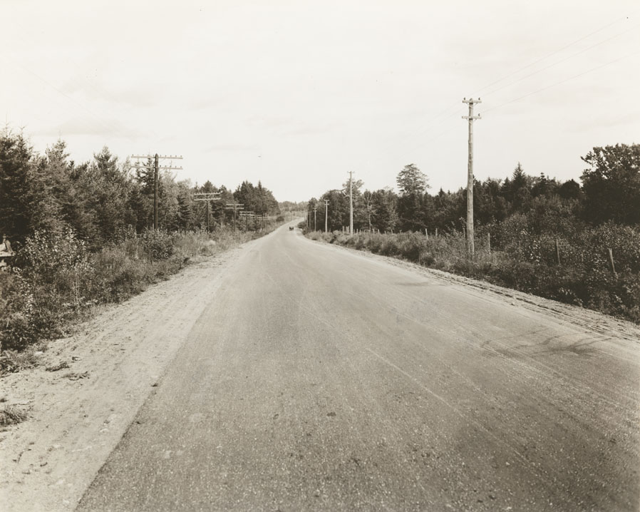 Mahone - Lunenburg - Bridgewater Route No. 3, Between Mahone Bay and Bridgewater