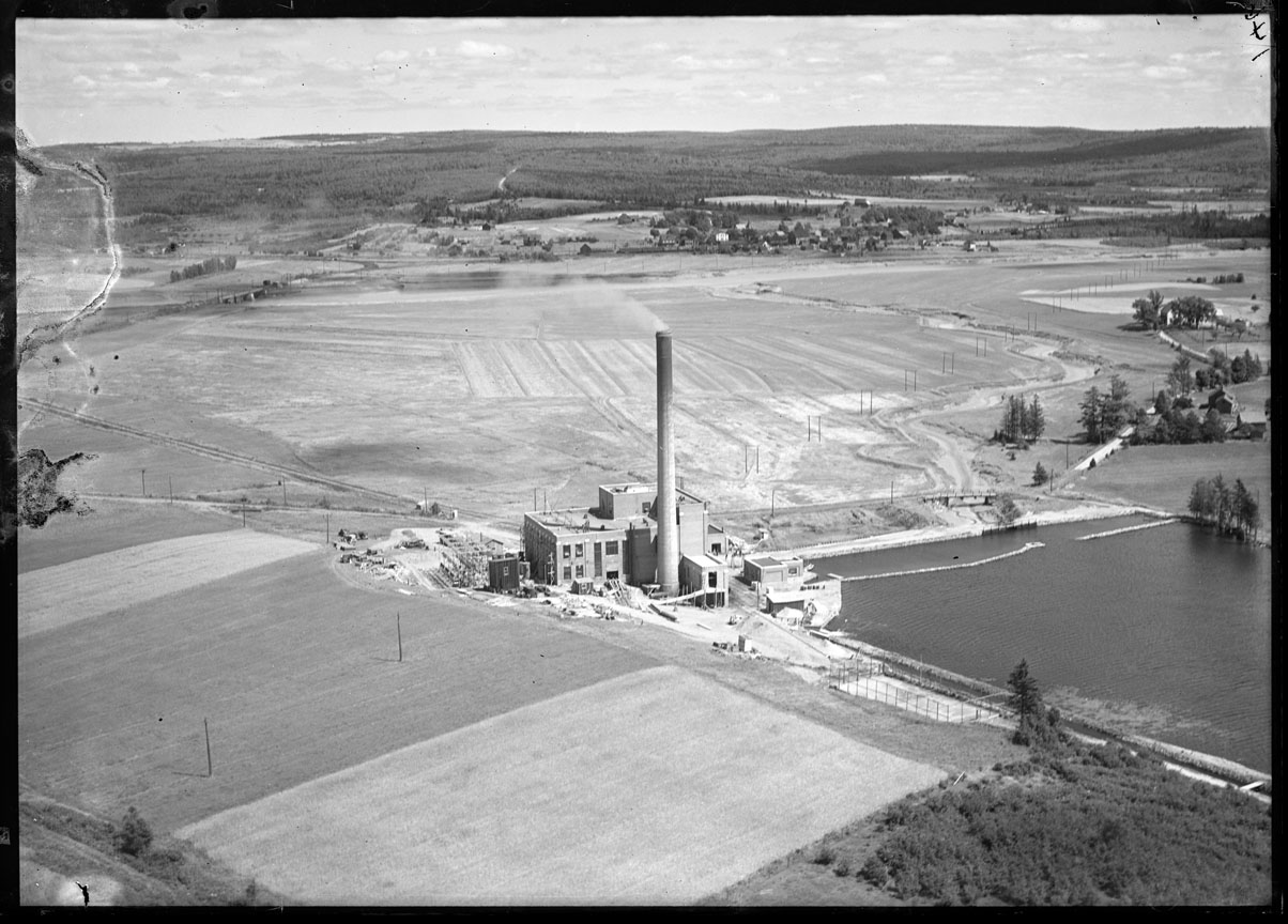 Canada Electric Power Plant