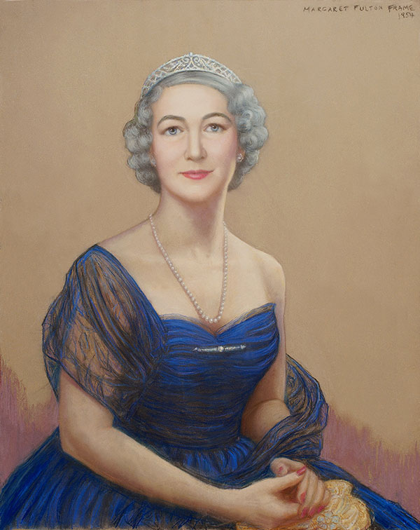 Portrait of Margaret McCurdy