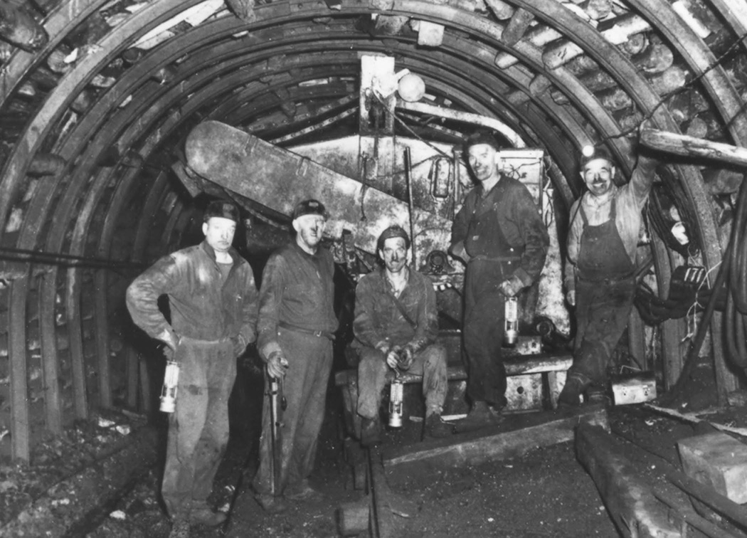Nova Scotia Archives - Men in the Mines