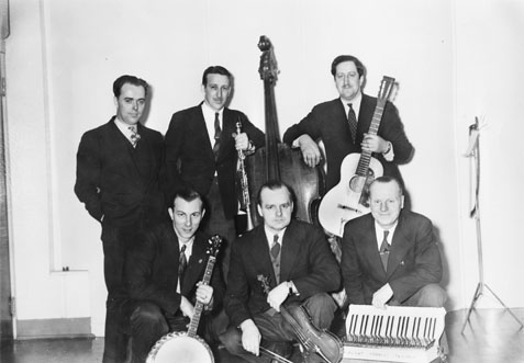 Early Messer Group ('Don Messer and His Islanders')