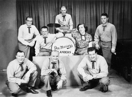 'Don Messer's Islanders' First Program on TV in Charlottetown, PEI