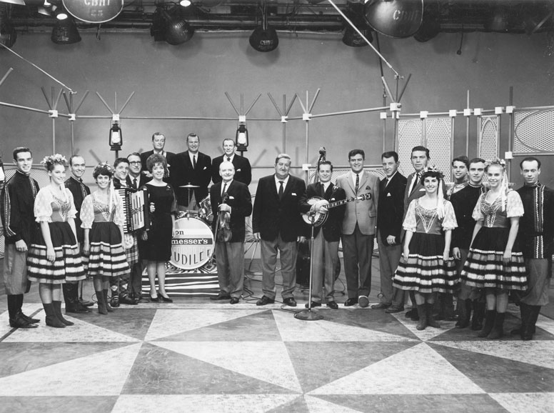 Cast of 'Don Messer's' Jubilee, 1966