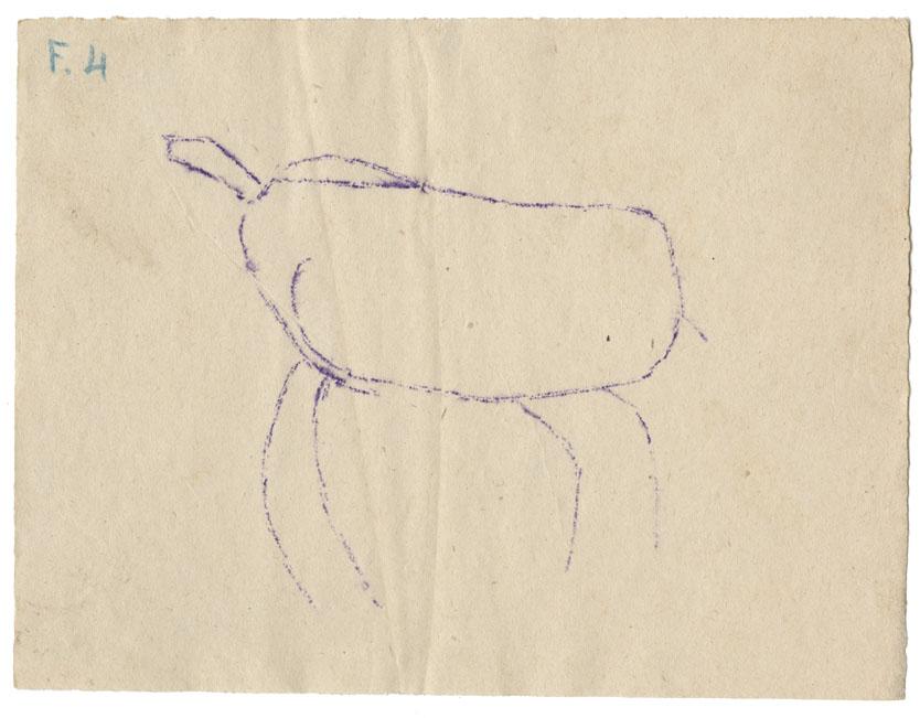 human figure drawing interpretation