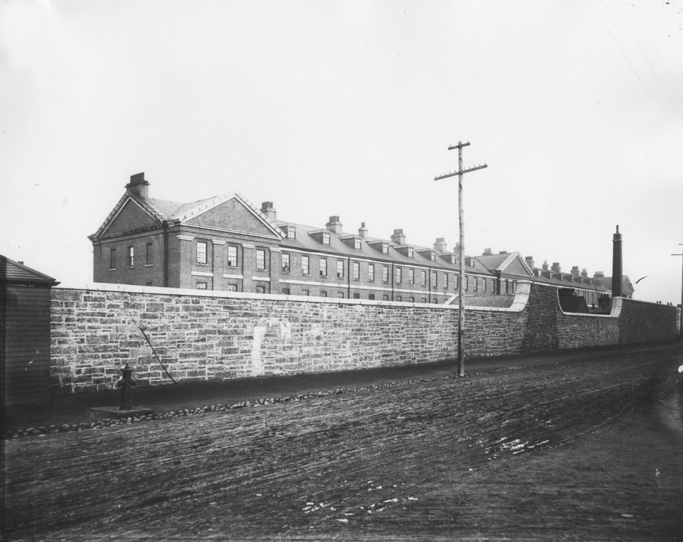 Wellington Barracks, Halifax, Nova Scotia
