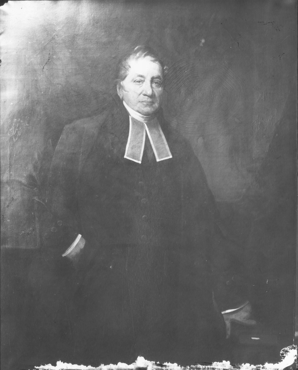 Photo of Painting of S.G.W. Archibald