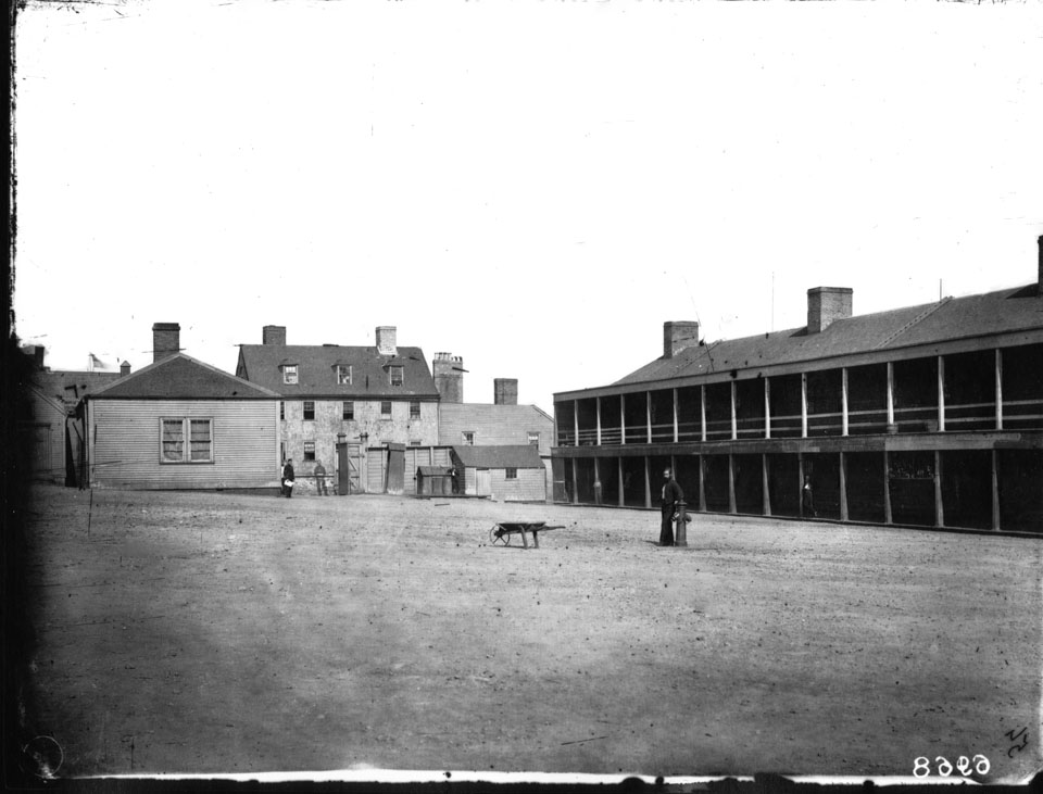 South Barracks, Royal Engineers Quarters, Halifax