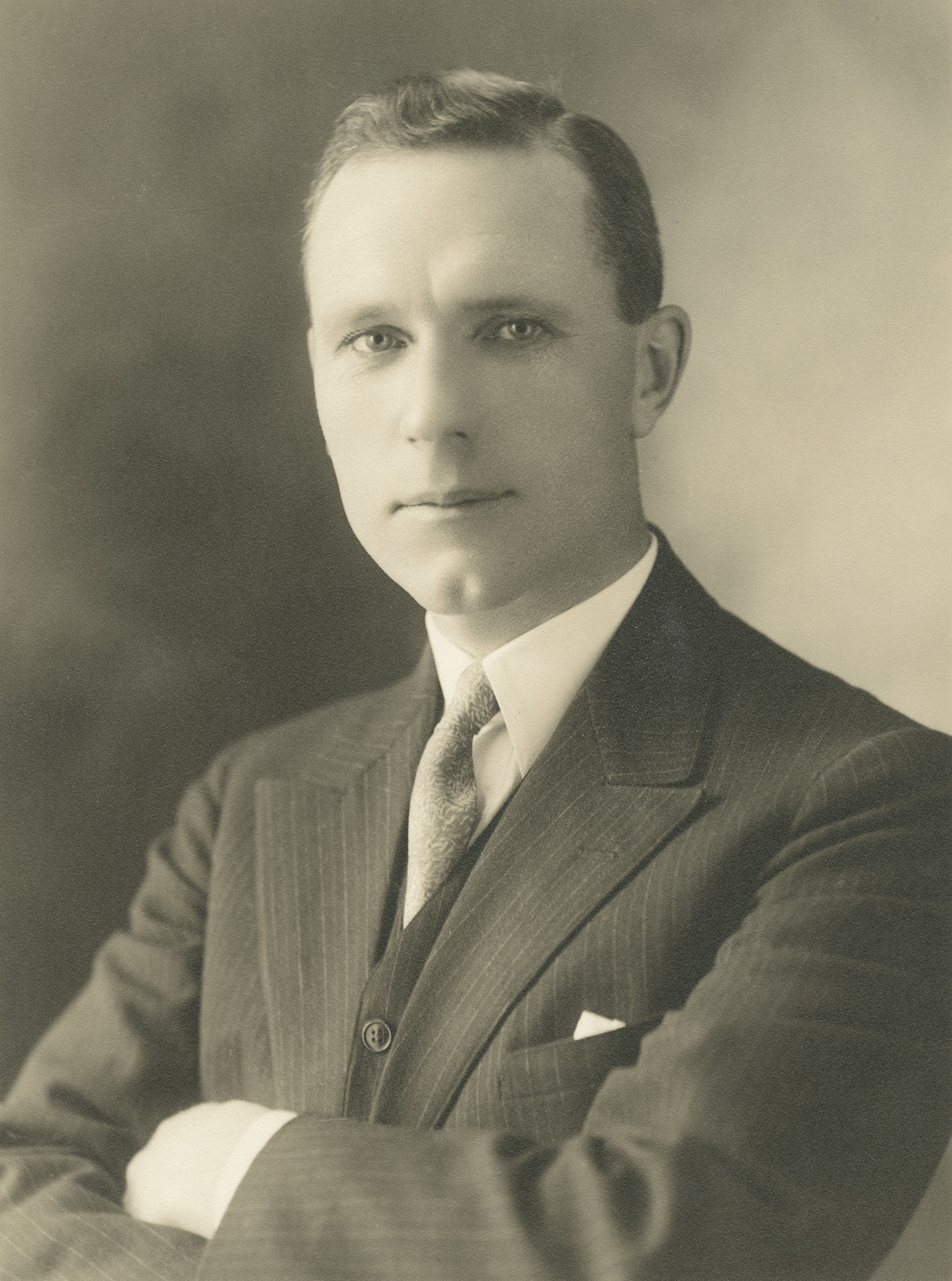 Photograph of Angus L. Macdonald