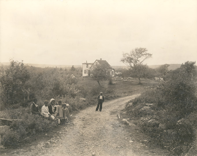 rural slaves