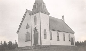 Emmanuel Baptist Church, Upper Hammonds Plains