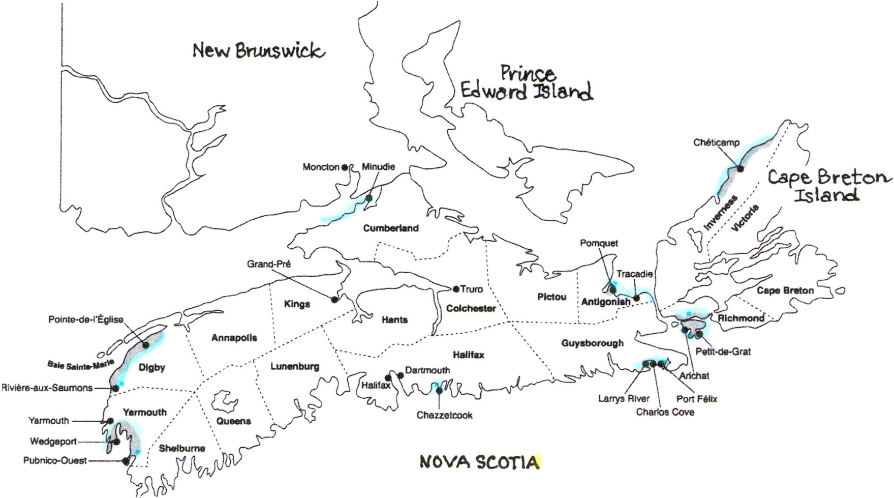 cemeteries-acadian - map
