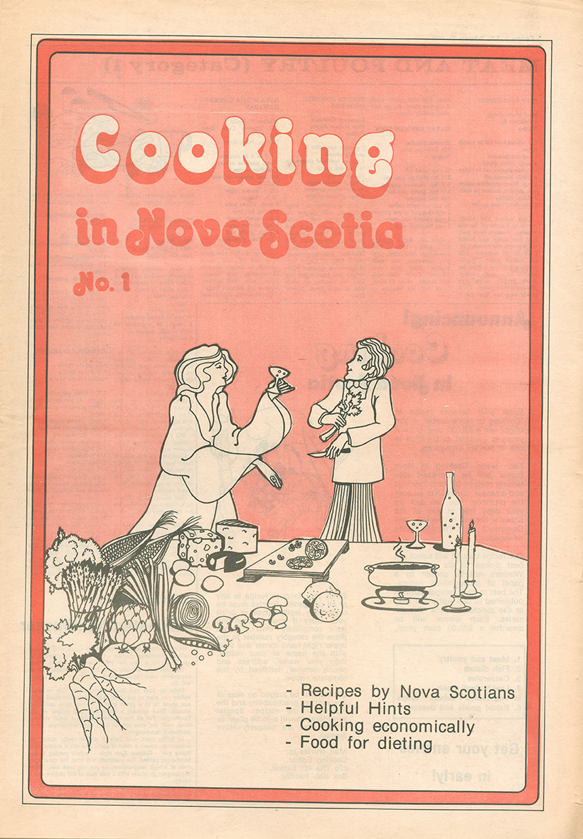 Cooking in Nova Scotia No. 1