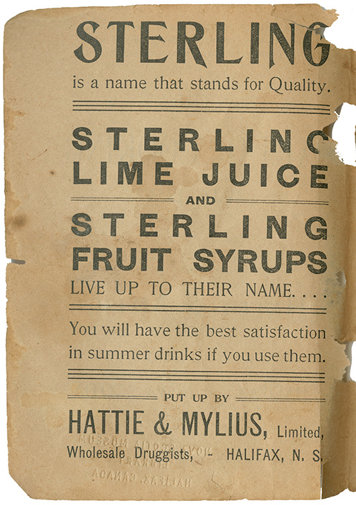 The Art of Cooking Made Easy by Hattie & Mylius, Limited, Wholesale Druggist, Halifax