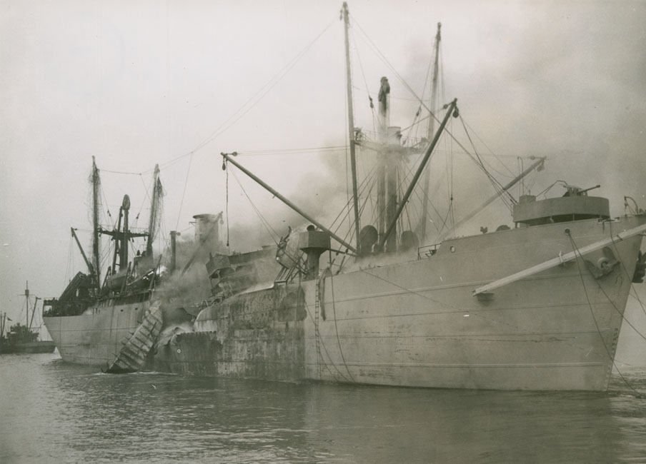 Canadian Merchant Marine Ships built during World War II