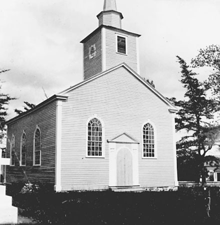 St. Edward's Anglican Church, Clementsport