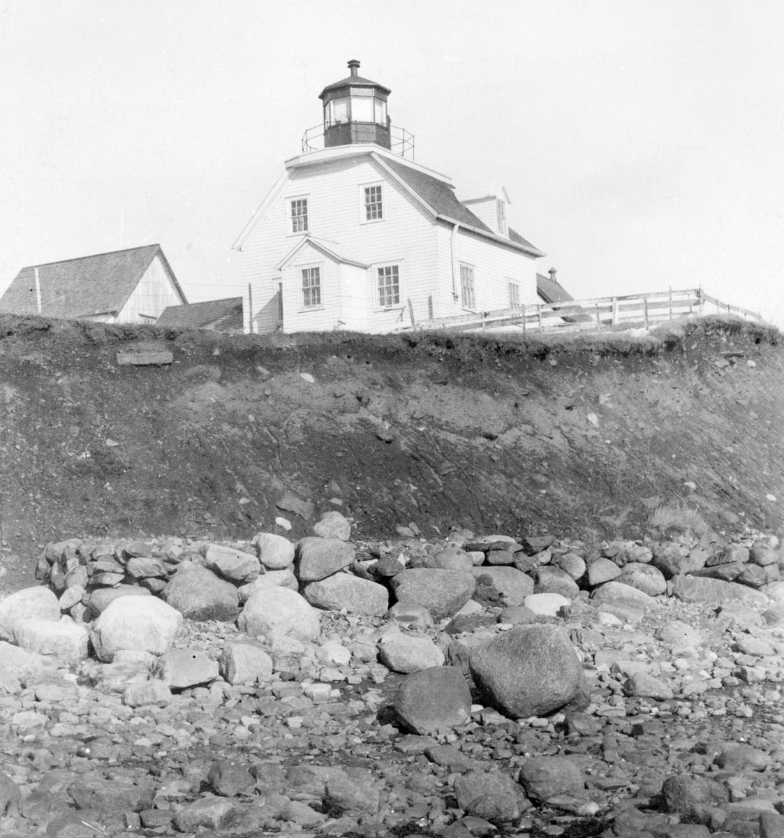 Battery Point Lighthouse, Lunenburg