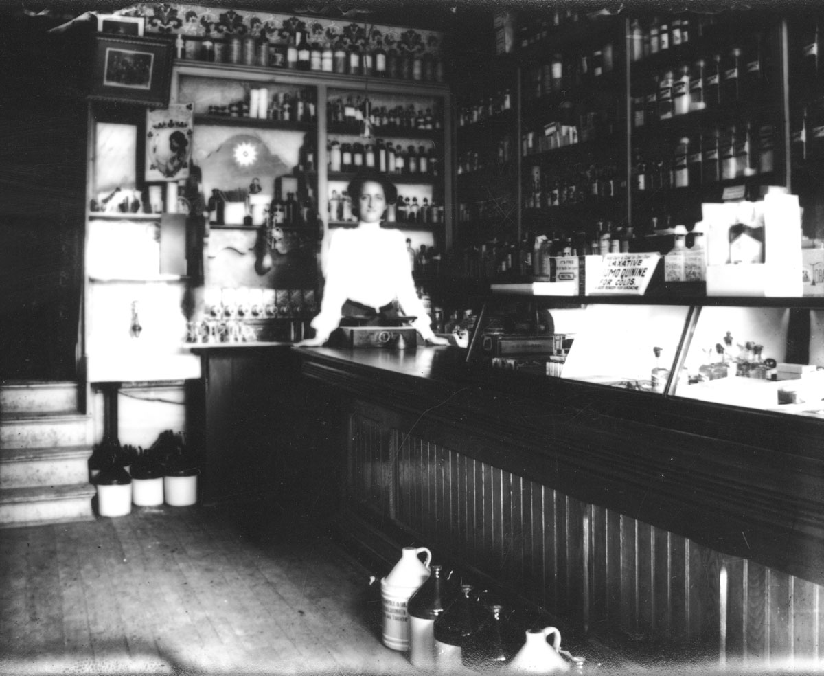 Store interior, Lunenburg