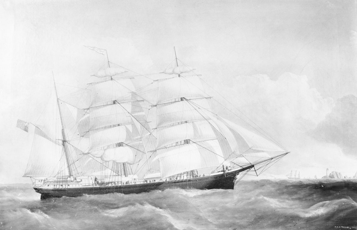 Barque <i>Kate Young</i>