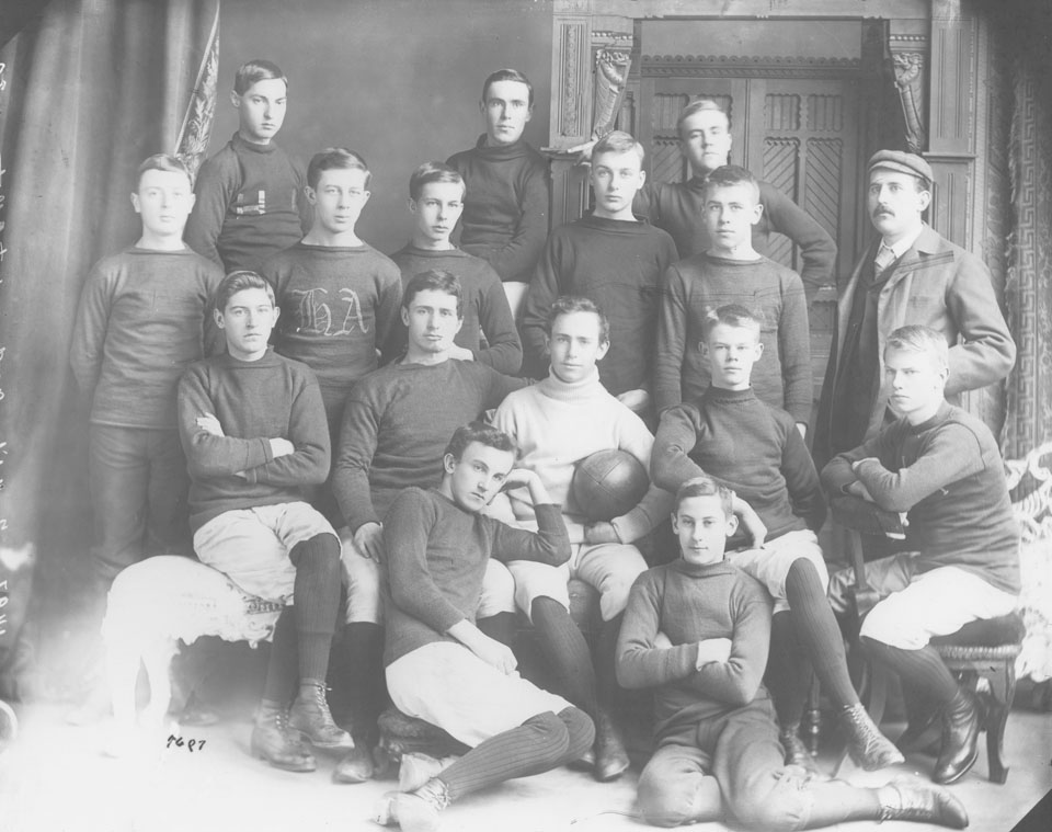 Halifax Academy Football Team