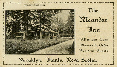''The Meander Inn''