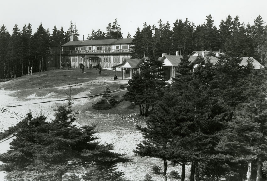 White Point Beach Lodge, Queen's County, NS