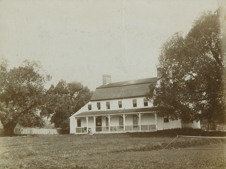 ''The Manor House or Willow Park, Bedford, N.S.''