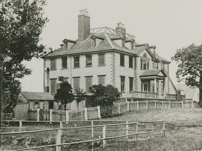 ''Commissioner's House, 1785-1909''