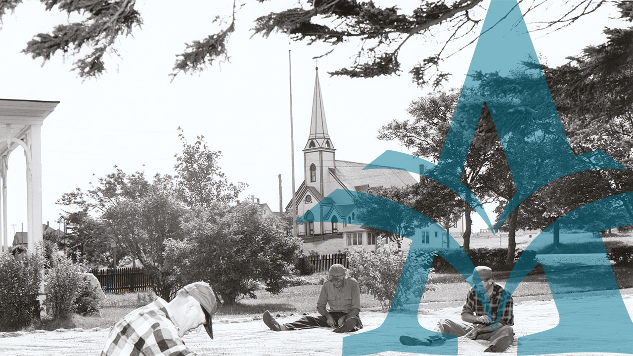 An Acadian Parish Reborn