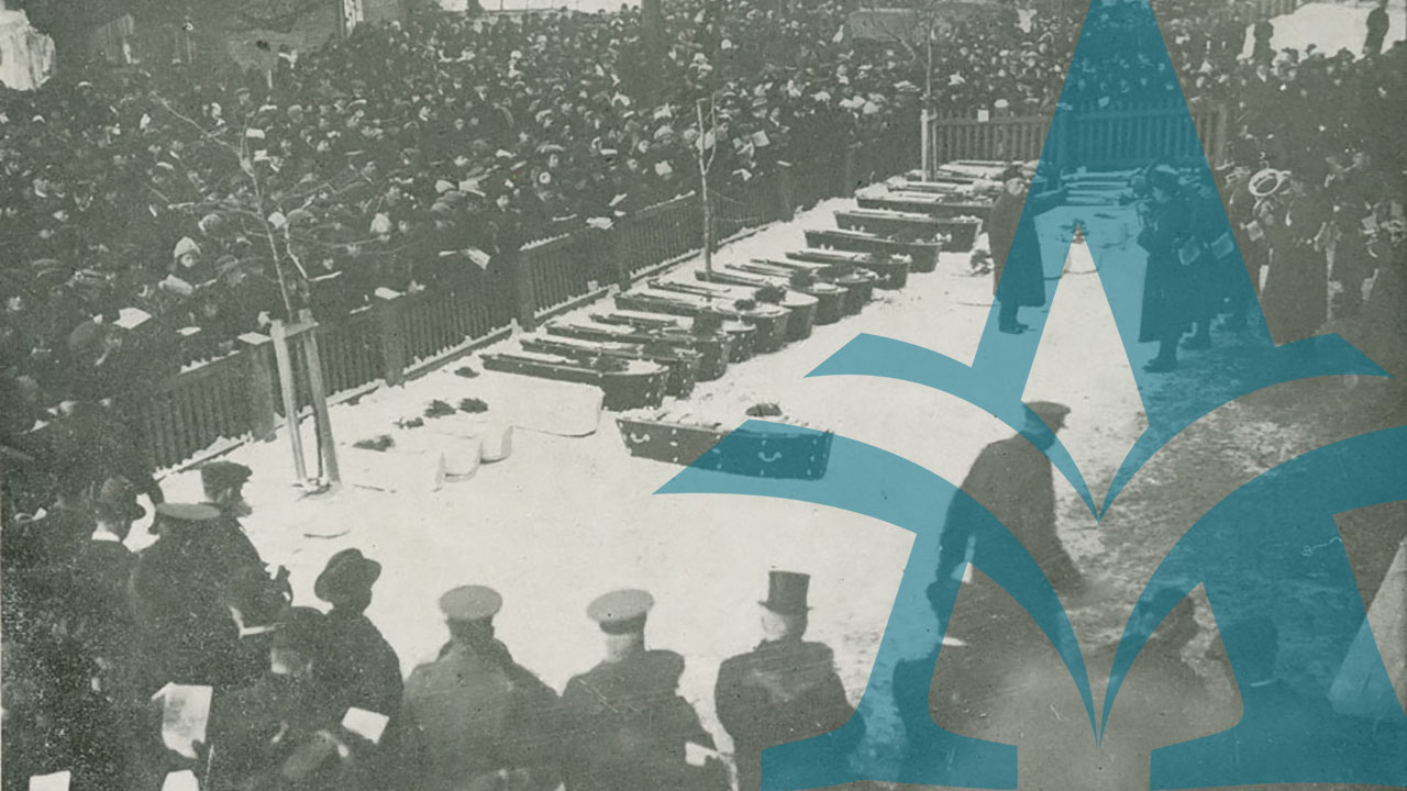 Halifax Explosion: A List of those that Died