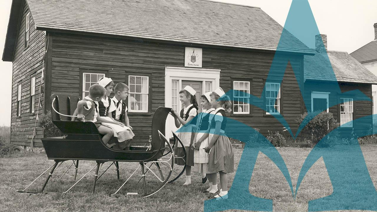 C´est ici chez nous : Les Acadiens de la Nouvelle-Écosse