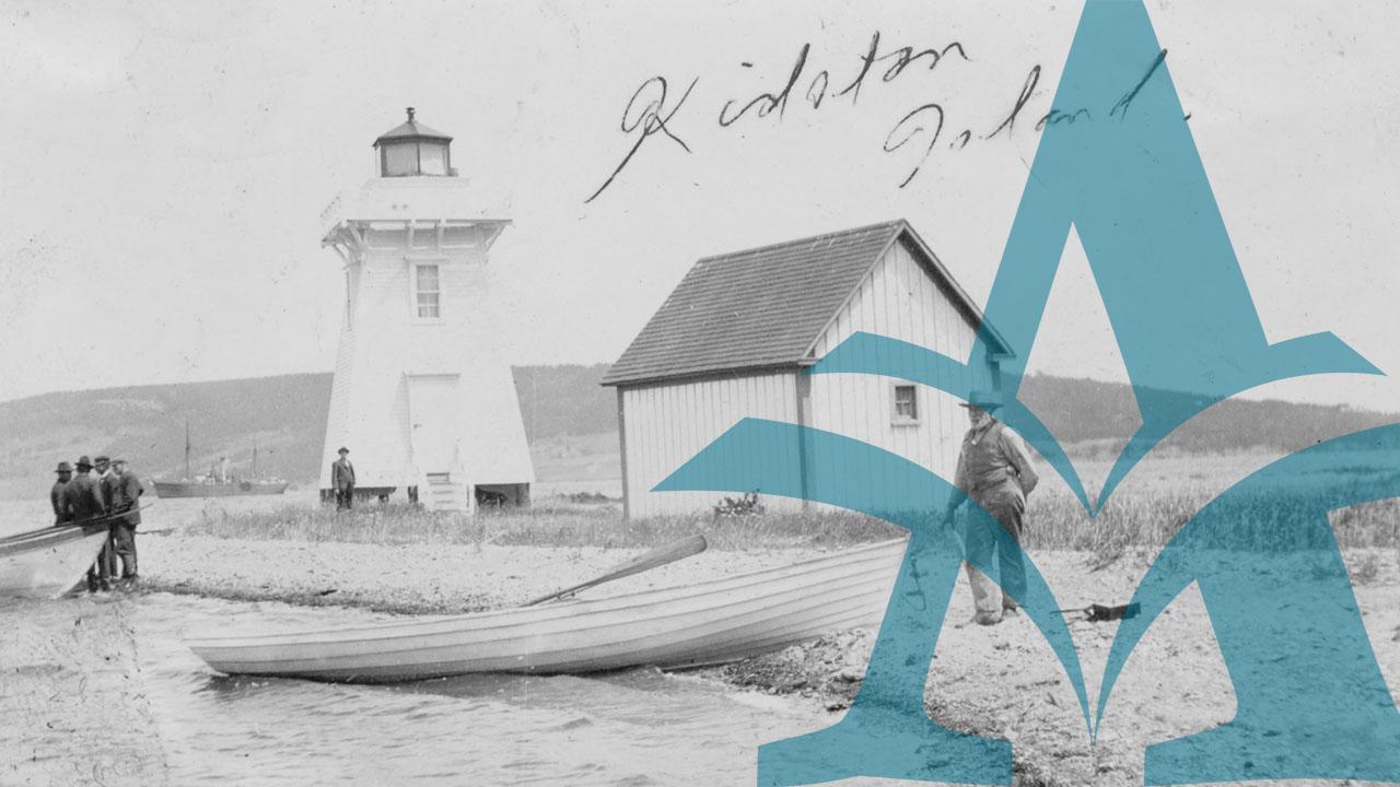 Les phares de la Nouvelle-Écosse