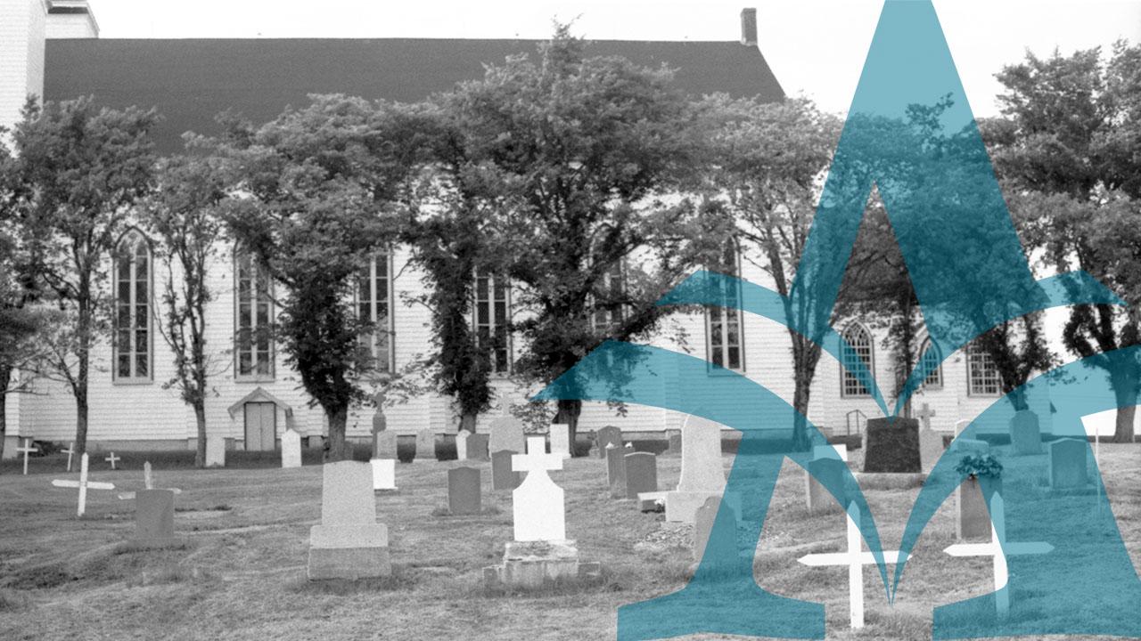 Les Cimetières Acadiens